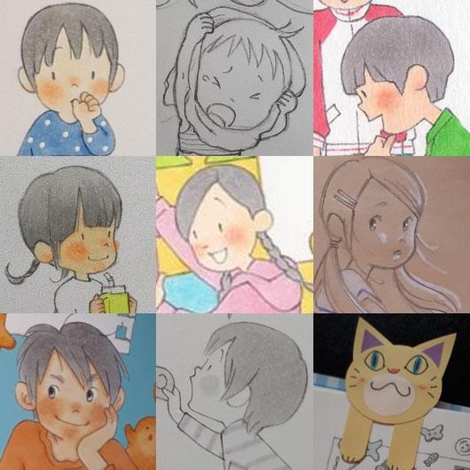 子どもの本/子どもの挿絵・イラスト