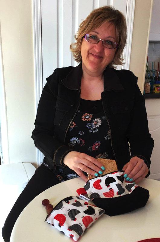 Lucile Sergerie, une accro aux produits québécois!