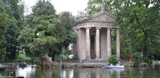 Tempietto di Esculapio