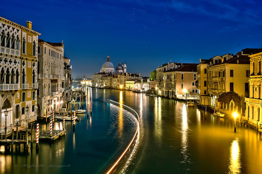 Canal Grande, Venezia, Italia