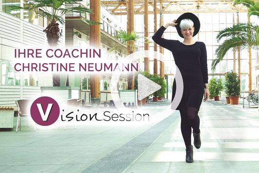 Ihre Coachin Christine Neumann