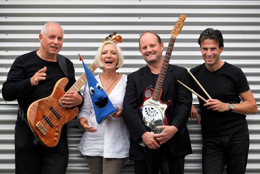 Bö und die Ritter Rost Band - gute Musik für Kinder (und Eltern)