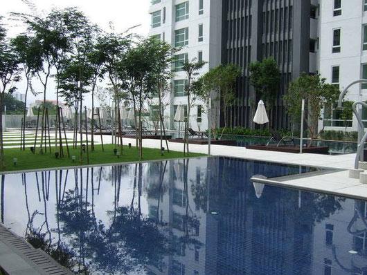 Couchsurfing Unterkunft in Kuala Lumpur