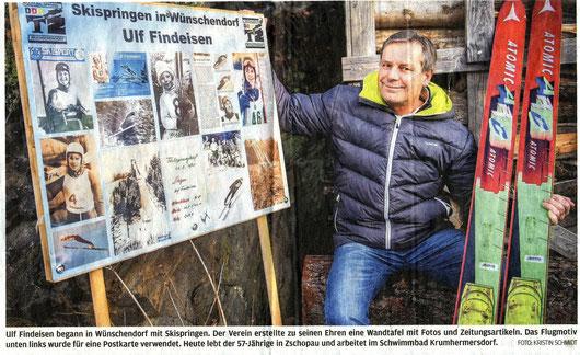Bild: Ulf Findeisen Wünschendorf Erzgebirge