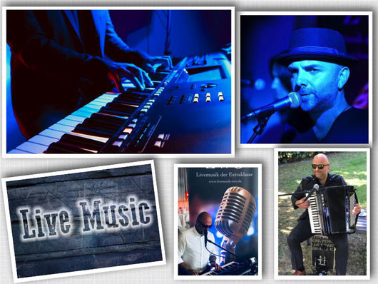 Alleinunterhalter &Live-Musiker Sir-Mac