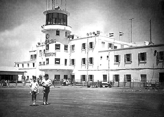Cairo International Airport 1958