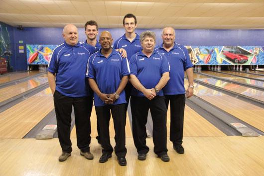 bowling Club Wiesbaden 1. Mannschaft 2011