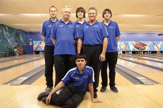 Bowling Club Wiesbaden 2. Mannschaft 2011