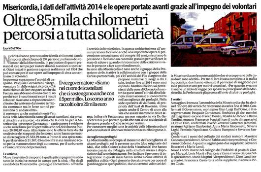 """da """"Il Nuovo Diario Messaggero"""" del 4 luglio 2015"""