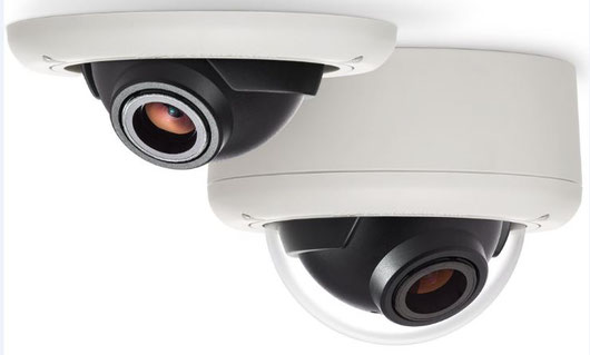 Arecont Vision MegaBall®2 (all-in-one multi megapixel camera), presented by SafeTech