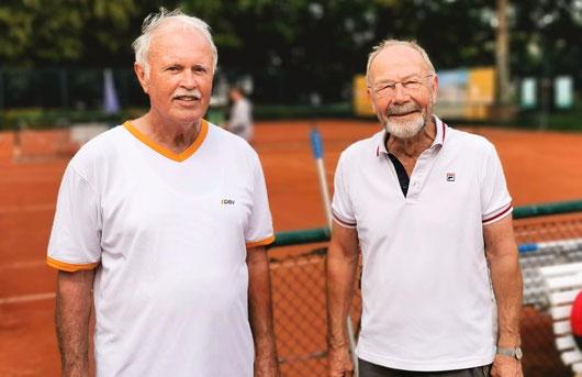 Wolfgang Klug & Otto Krawietz