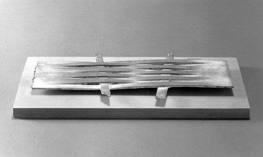 間 No.11 <No.K-33>  / 1989 / bronze / H.4x25x12cm