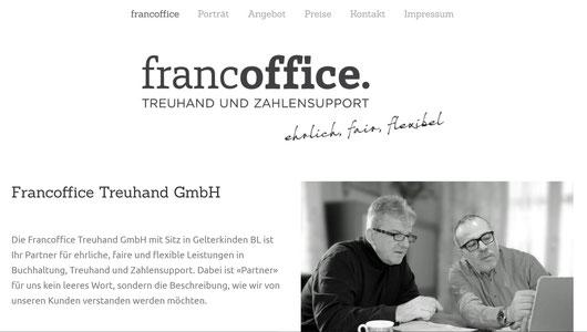 FrancOffice - Treuhand und Zahlensupport.
