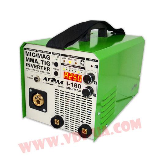 Атом I-180 MIG/MAG
