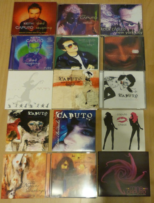 SUPPORT THE ARTIST: buy original CD's at www.minacaputo.com