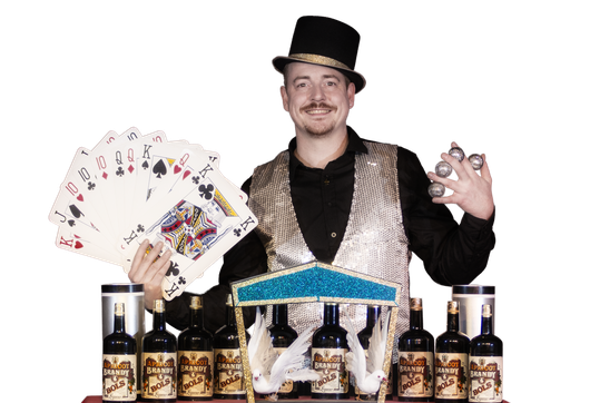 Zauberer Wertheim & Zaubershow mit Bennini