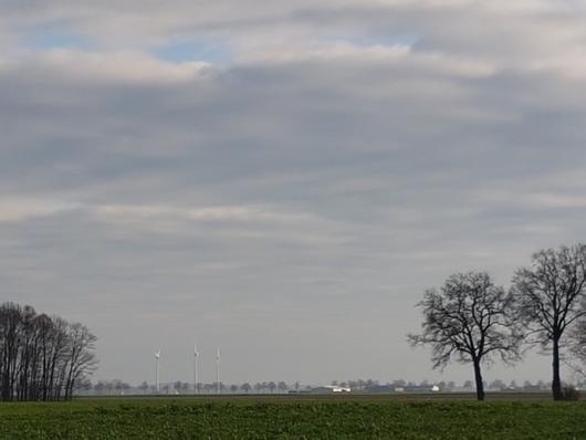 Weites Land am Niederrhein