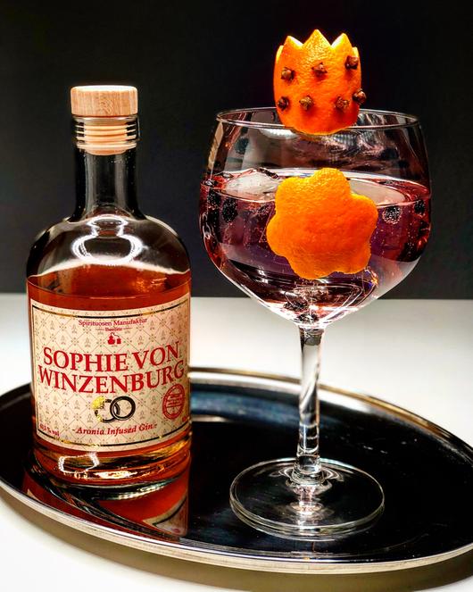 Sophie von Winzenburg Dry Gin