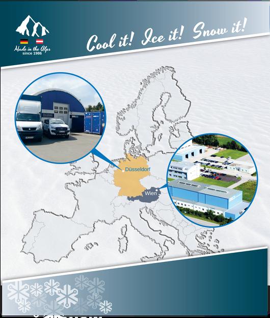 Der Weg zu Snow-Industries