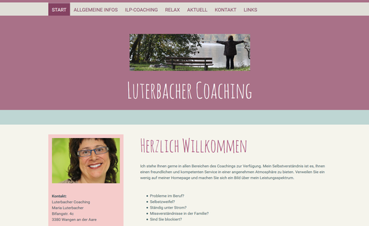 Luterbacher Coaching in Wangen an der Aare