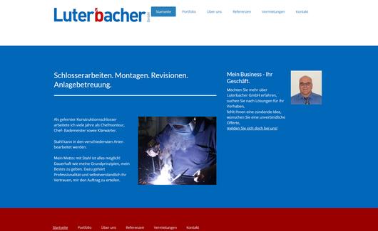 Luterbacher GmbH Wangen an der Aare - Schlosserarbeiten