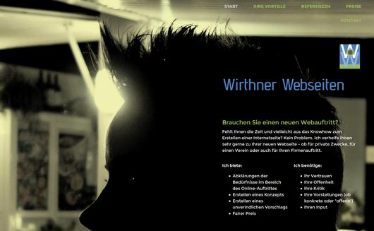 """""""Wirthner Webseiten"""""""