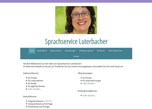 Sprachservice Luterbacher in Wangen an der Aare