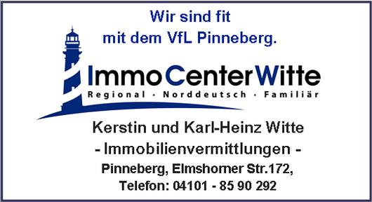 Gratulation für 125 Jahre VfL Pinneberg