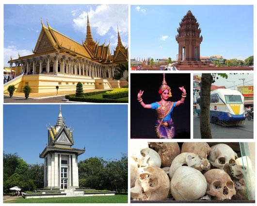 プノンペン|カンボジア旅行|オークンツアー|現地ツアー