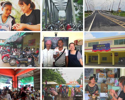 ポイぺト|カンボジア旅行|オークンツアー|現地ツアー