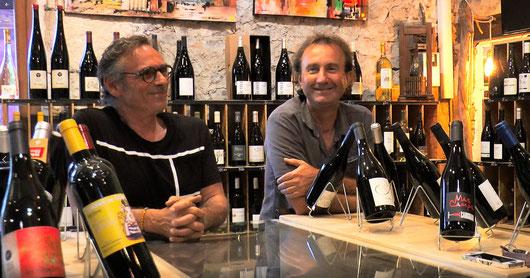 Cave de Villeneuve lès Maguelone, dégustation de vin