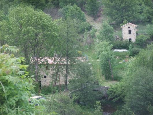 le site du moulin de Raoul