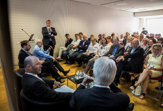 """Best-Practice-Dialog """"Wandel zu einer projektorientierten Kultur in der öffentlichen Verwaltung"""", Foto: www.paulhahn.de"""