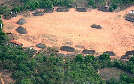Parc Indigen do Xingu, Wikipedia c) Pedro Biondi/ABr