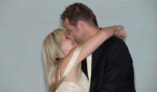 Hochzeit mit André 2007