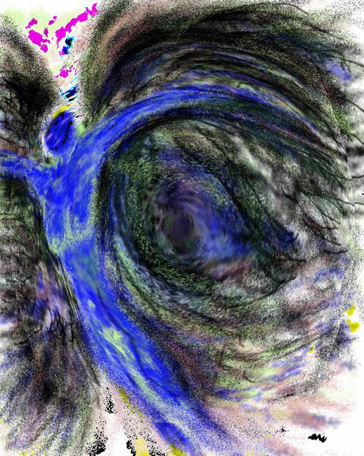 ARIANGELO - dipinto digitale 2013