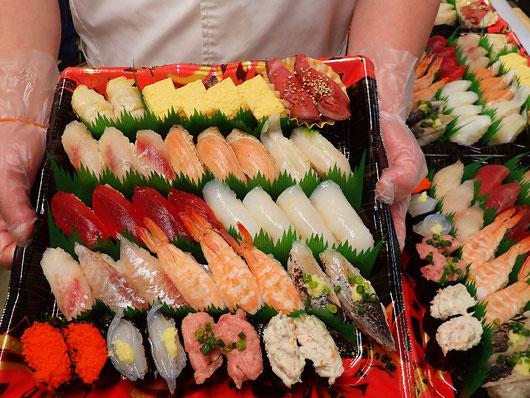 中央区八重洲 デリバリー 寿司弁当
