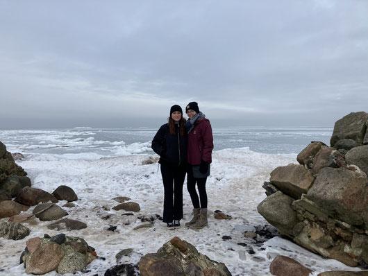 Plan B: Isabell und Julia machen einen Roadtrip über das Wochenende