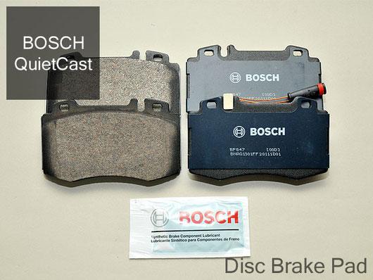 ベンツ Sクラス W220 ブレーキパット ディスクパッド フロント用