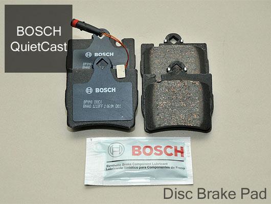 ベンツ CLクラス W215 リヤ ディスク ブレーキパッド