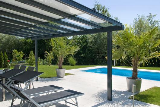 Terrado - das transparente Terassendach