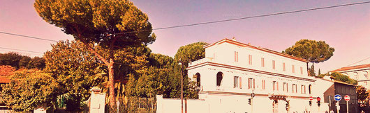 Casina Vagnuzzi - via Flaminia 118