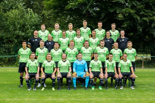 Mannschaftsfoto 2017/2018