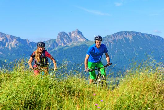 Mountainbikekonzepte MTB Mountainbike Besucherlenkung Naturschutz MTB Routen