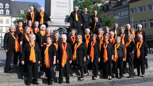Jubiläumschor - Sängerlust 1867 Schweinfurt - 150 Jahre - 2017