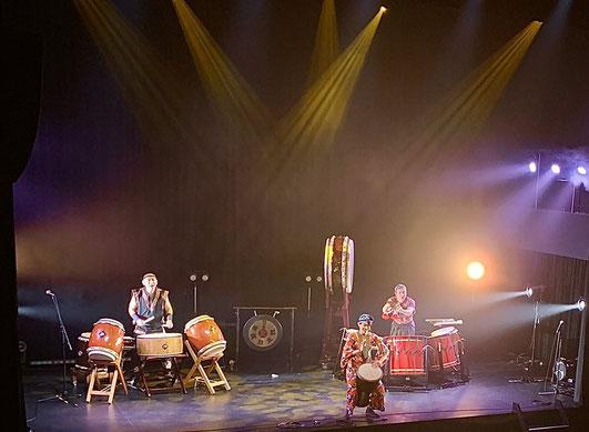 Evans castle hall  落慶祭 寧鼓座 奈良 和太鼓