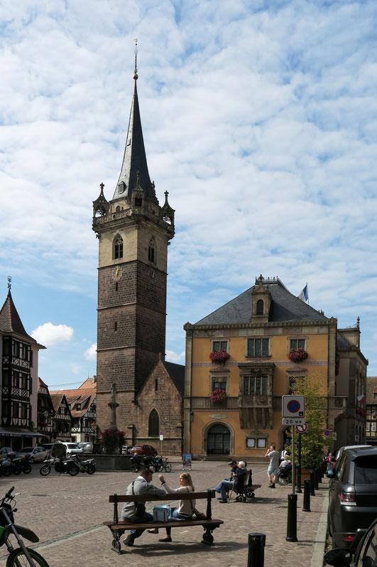 Elsass - Obernai