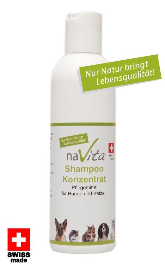 naVita shampoo-Konzentrat