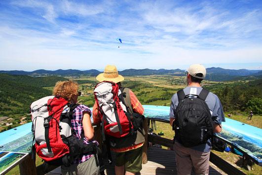 Pic du Midi et des Sarrasis - Plateau de Sault - Rando Pyrénées Audoises