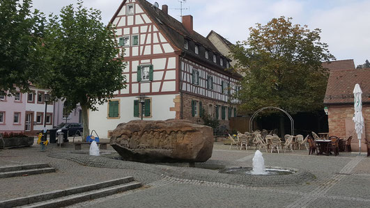 zum Brunnenstein